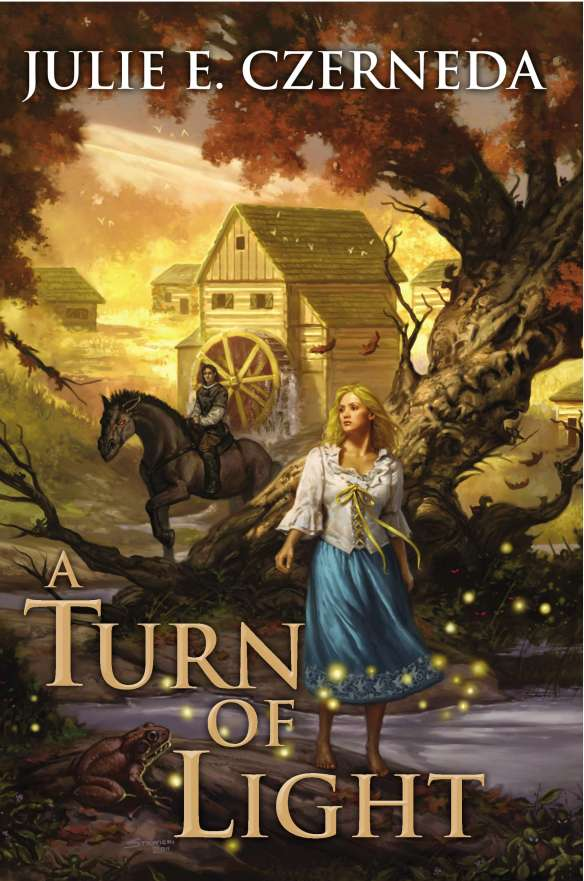 A Turn of Light Cover