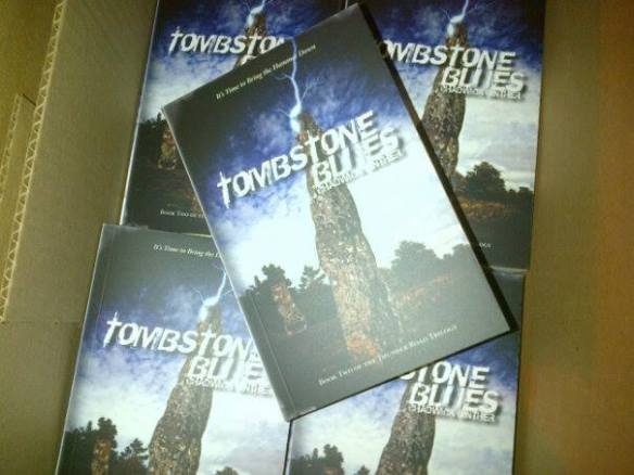 Tombstone Blues Author Copies