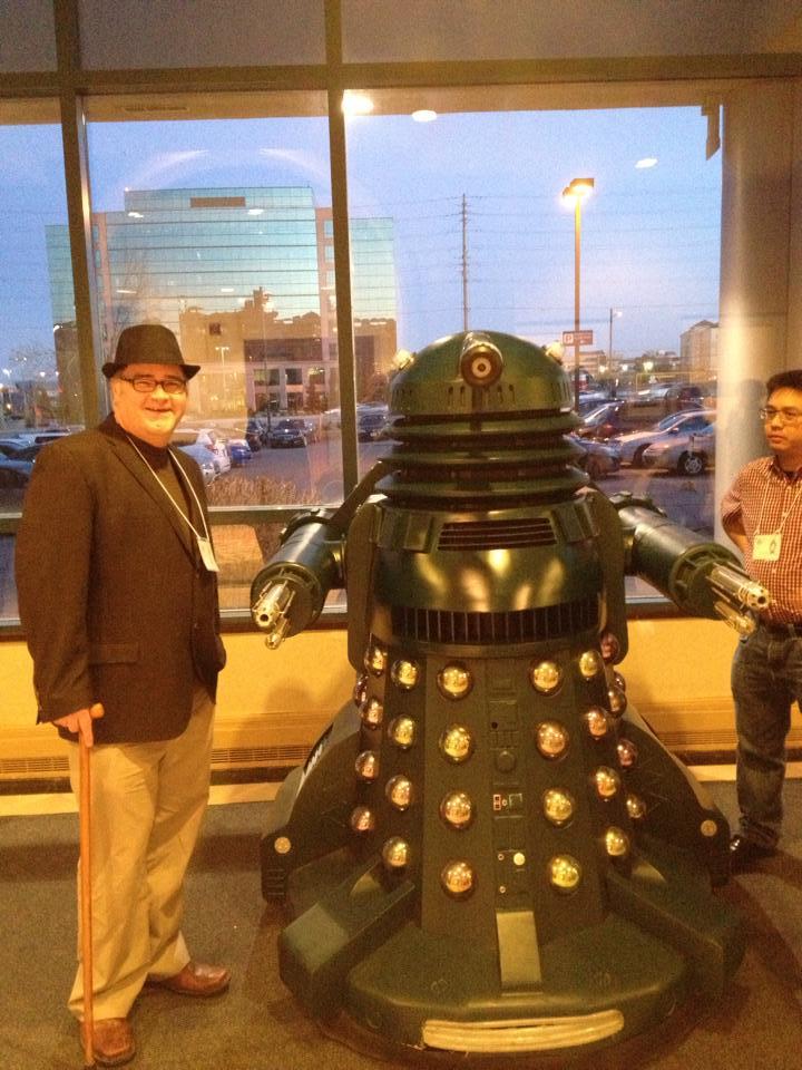 Derek & Dalek