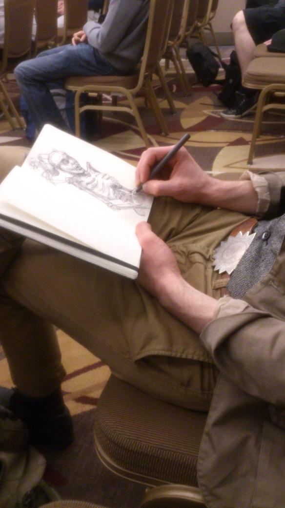 GMB Sketching 1