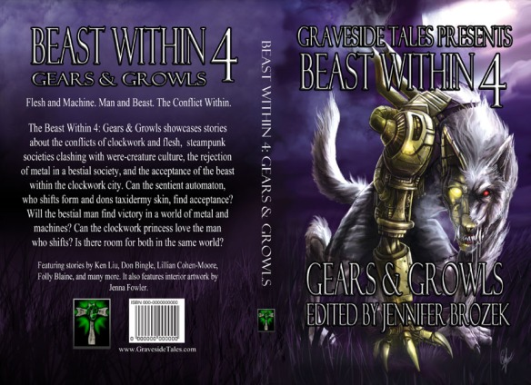 Gears & Growls full cover