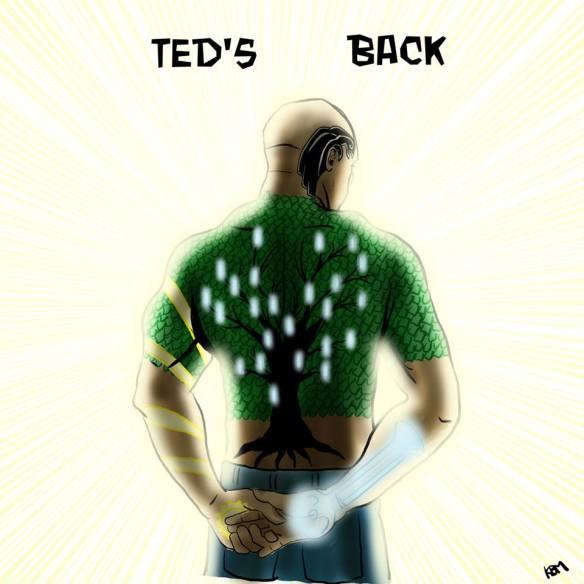 Ted's Back KBM