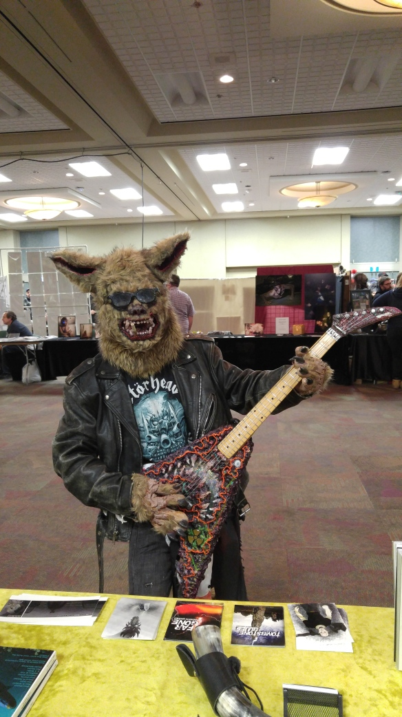 Rock n Roll Werewolf 1